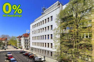 Biurowiec w centrum Katowic