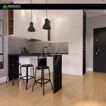 Apartament - wyposażony i umeblowany