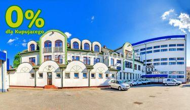 Biała Podlaska - hotel lub handel w samym centrum
