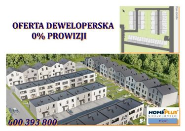 OFERTA DEWELOPERSKA, 0%, Łomianki-Prochownia