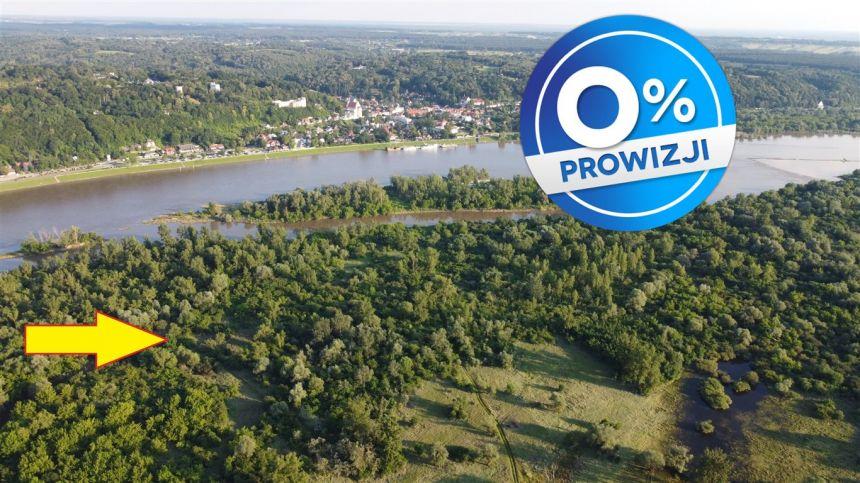 Kazimierz Dolny, 3 500 zł, 93.48 ha, bez prowizji - zdjęcie 1