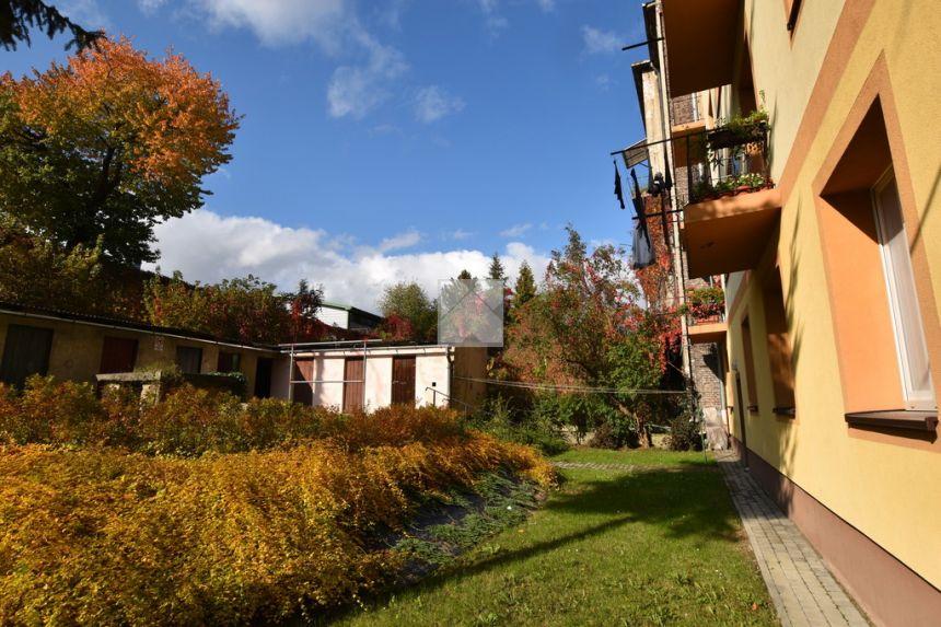 Mieszkanie 28,5m2 położone na parterze w bloku miniaturka 2