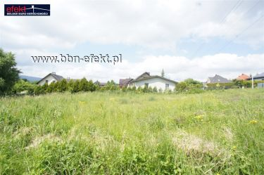 Bielsko-Biała Stare Bielsko, 190 000 zł, 7.83 ar, budowlana