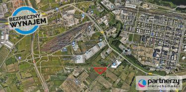 Gdańsk Rudniki, 17 750 zł, 1.18 ha, droga dojazdowa asfaltowa