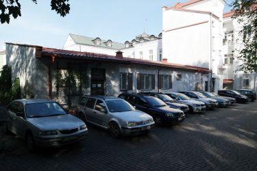 Budynek wolnostojący w ścisłym centrum - ul. lipow
