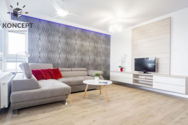 Apartament 4-pokojowy na XIII piętrze