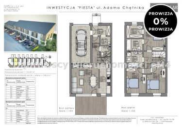 ► FIESTA | Dom 129 m2 | ul. Adama Chętnika ◄