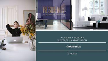 KAMIENICA BIUROWA - TAKŻE APART HOTEL