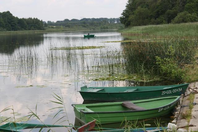 działki rekreacyjne nad Jeziorem Dobre - zdjęcie 1