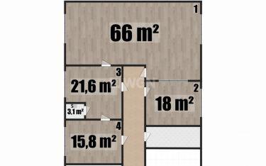 Gorzów Wielkopolski, 3 113 zł, 124.5 m2, pietro 1