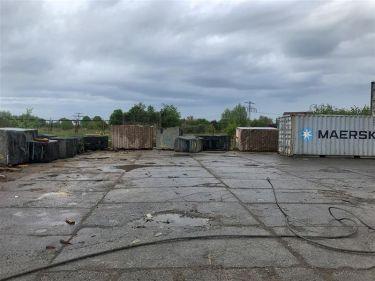 Działka przemysłowa - Gdańsk Rudniki