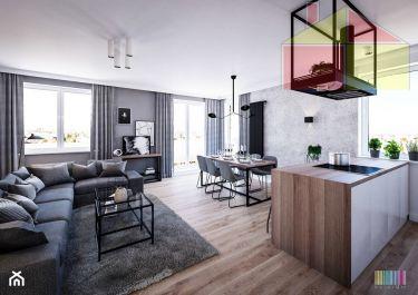 Mieszkanie do adaptacji w stylu loft.