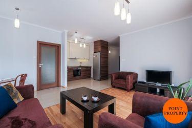 Mieszkanie z 30m2 tarasem, centrum!