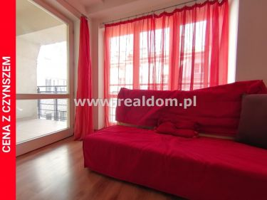 3-pokoje Długa Kleparz / winda balkon, z czynszem